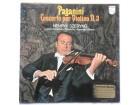 PAGANINI - Henryk Szeryng Concerto per Violino 3