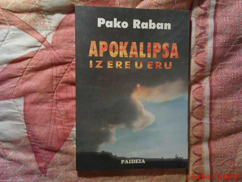 PAKO  RABAN -  EPOKALIPSA  IZ  ERE  U  ERU