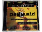 PAN-MUSIC - Internacional pop music festival 2007 - 2CD