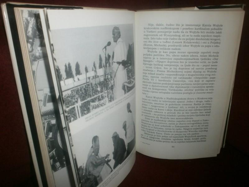 PAPA KAROL WOJTYLA ,politicki portret i biografija