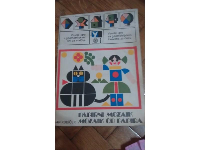 PAPIRNI MOZAIK - retko - ex Yu `79