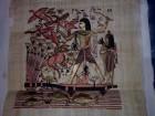 PAPIRUS DONEŠEN 2001 IZ  EGIPTA-KAIRO