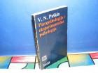 PARAPSIHOLOGIJA I EKSPERIMENTALNA PSIHOLOGIJA V.N.Puški