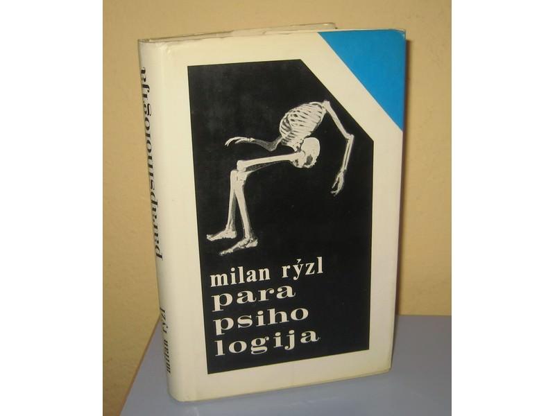 PARAPSIHOLOGIJA   Milan Ryzl