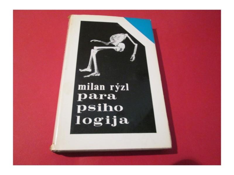 PARAPSIHOLOGIJA - Milan Ryzl