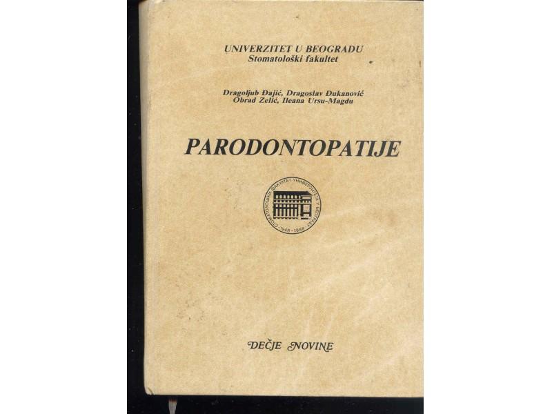PAREDONTOPATIJE - D.DJAJIC - D.DJUKANOVIC
