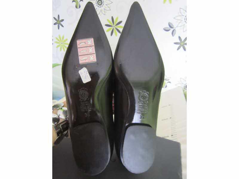 PAREO italijanske kozne cipele