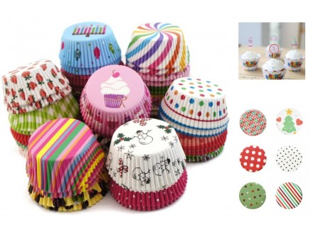 PARTY accesories muffin korpice 077000