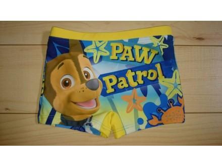 PAW PATROL KUPACI BOXER 3-5-6