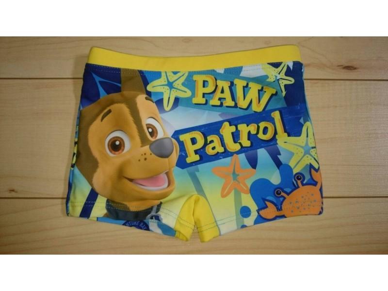 PAW PATROL KUPACI BOXER 5-6