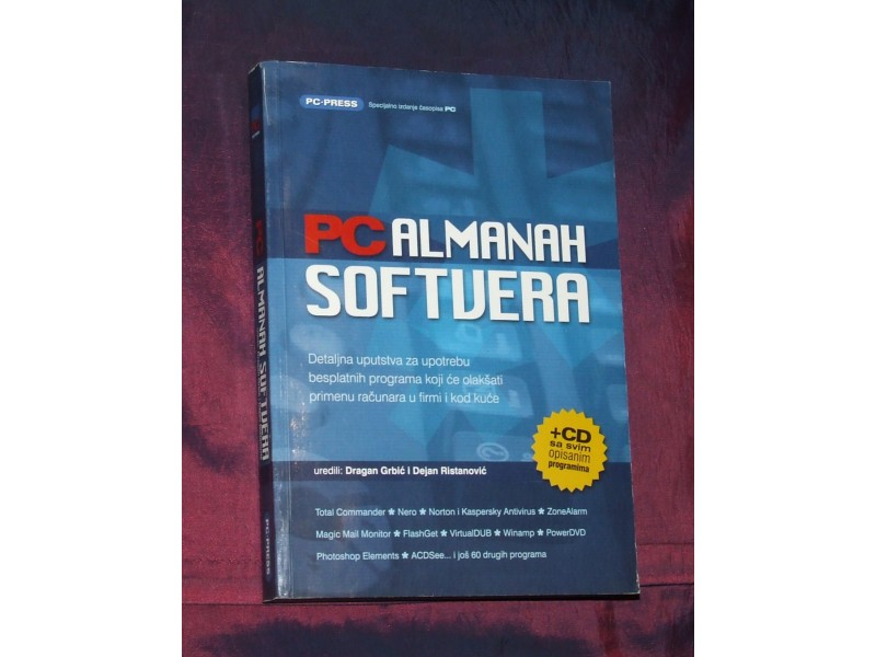 PC ALMANAH SOFTVERA (SA CD-om)