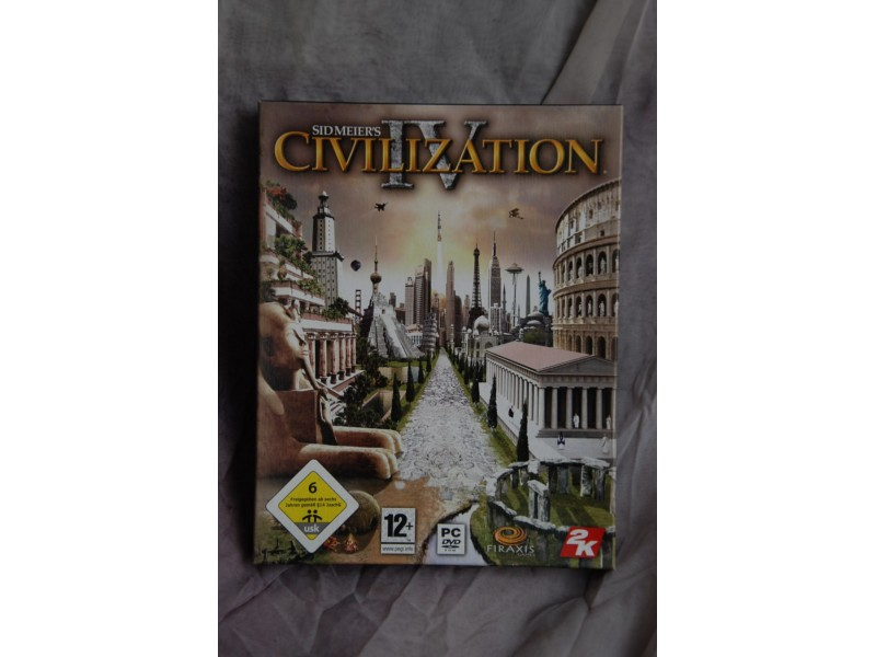 PC IGRICA CIVILIZATION IV