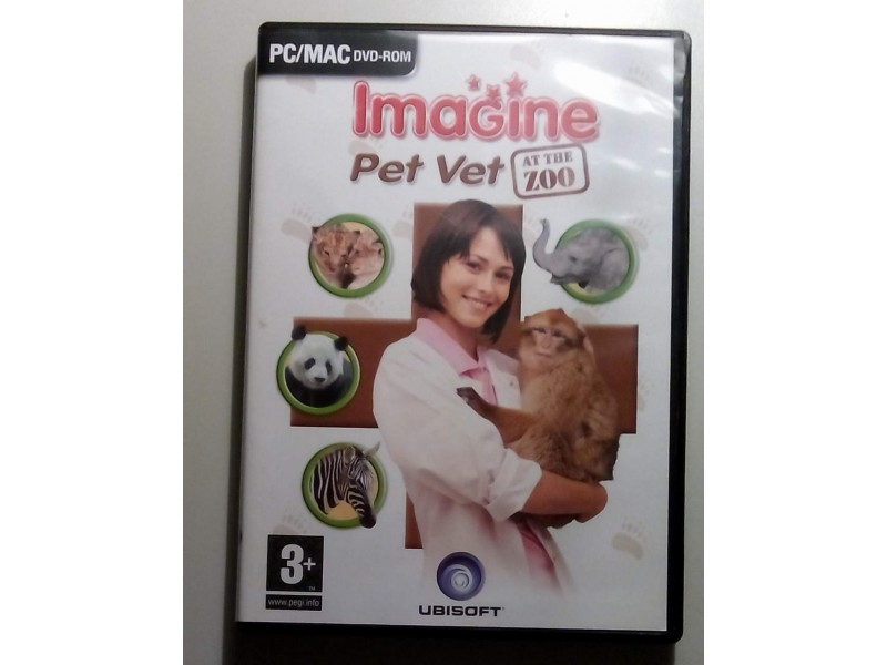 PC Igra Imagine Pet Vet at The ZOO
