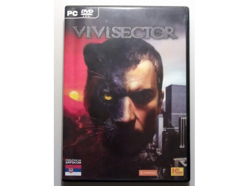 PC Igra Vivisector