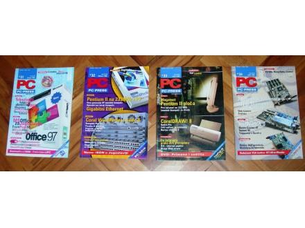 PC PRESS - 4 broja (31-34)