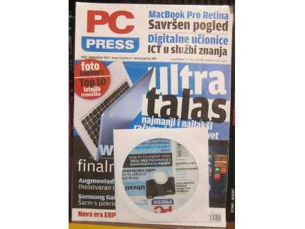 PC PRESS broj 191,   septembar 2012