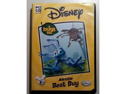 PC igra Disney A Bugs Life