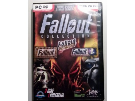 PC igra Fallout Collection