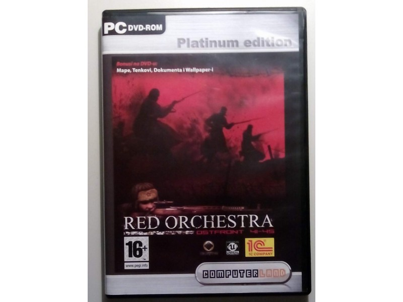 PC igra Red Orchestra