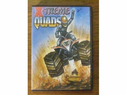 PC igra X-TREME Quads - vožnja četvorotočkaša