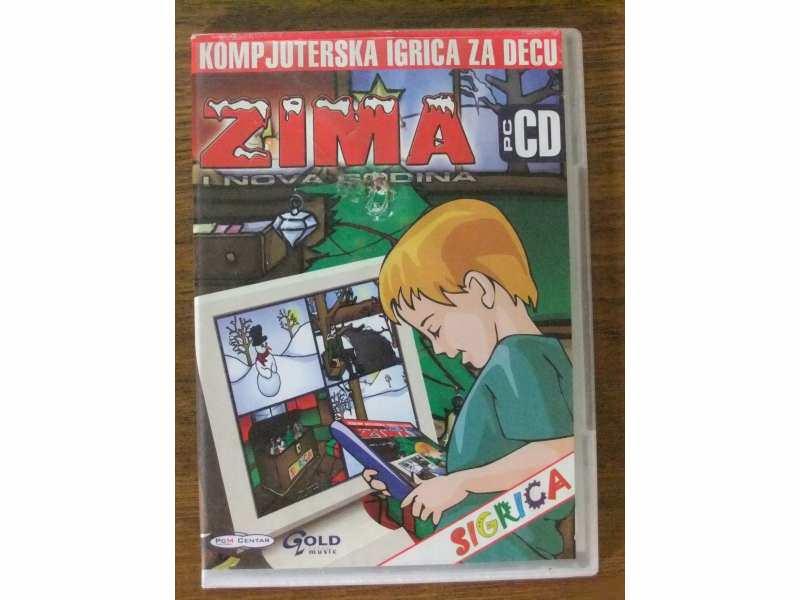 PC igra za decu Sigrica - Zima i nova godina
