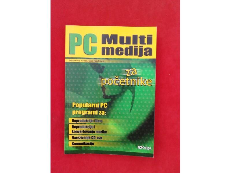 PC  multimedija za početnike