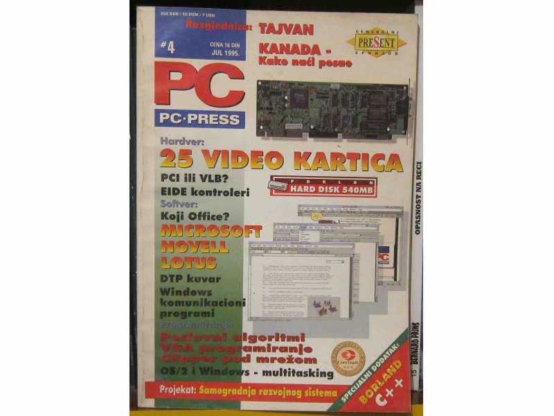 PC press broj 4