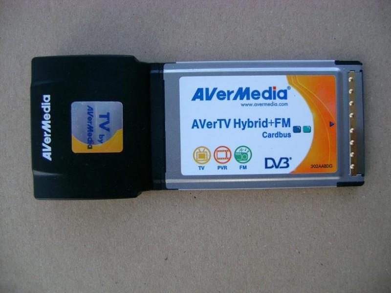 PCMCI TV kartica za laptop