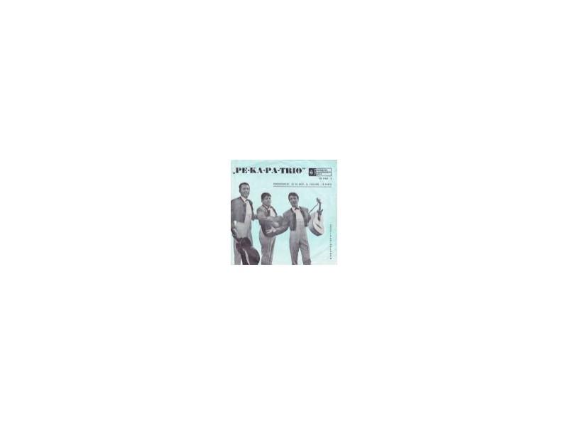 PE-KA-PA Trio - Porompompero SINGL