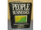 PEOPLE BUSINESSES Making Professional Firms Profitable
