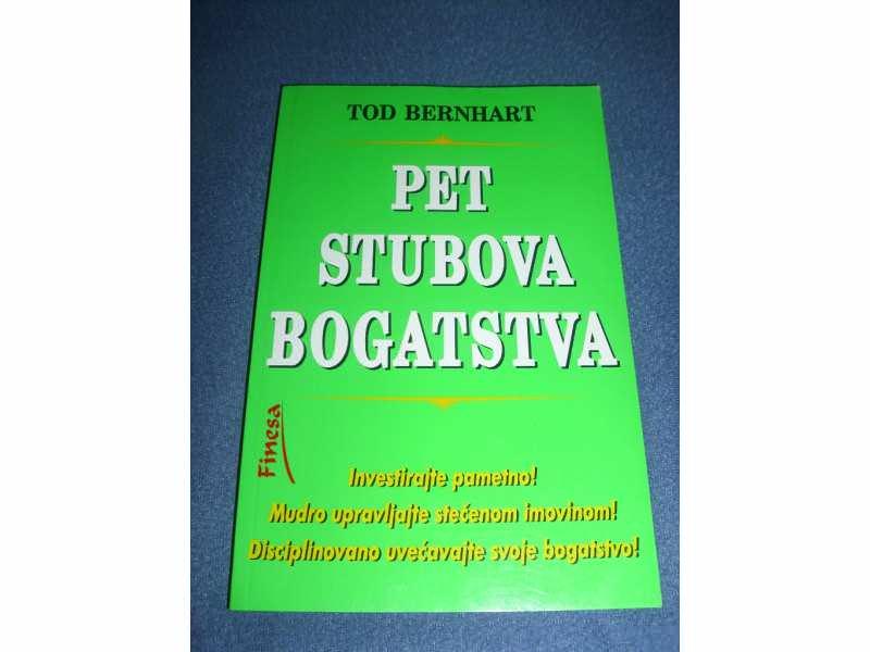 PET STUBOVA BOGATSTVA - TONI BERNHART