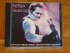 PETER GABRIEL - Solid Gold Collection