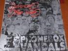 PHONEBOX VANDALS - Damned die hard