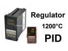 PID Termoregulator 1200°C - relej - 220V