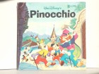 PINOKIO  SLIKOVNICA rasklopiva i ploča Japan 1963