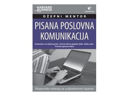 PISANA POSLOVNA KOMUNIKACIJA - Grupa autora