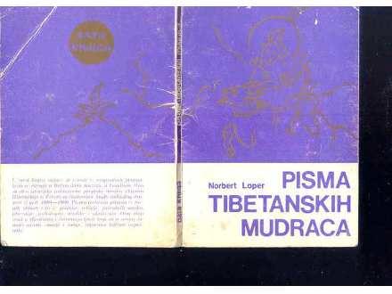 PISMA TIBETANSKIH MUDRACA - N.LOPER
