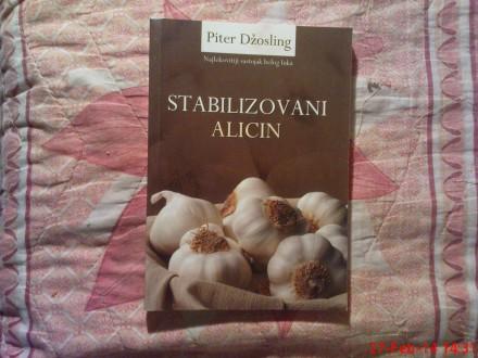 PITER DZOSLING -  STABILIZOVANI ALCIN