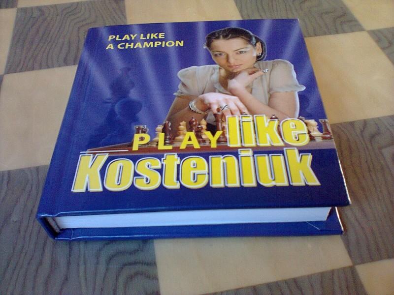 PLAY LIKE A CHAMPION ALEXANDRA KOSTENIUK