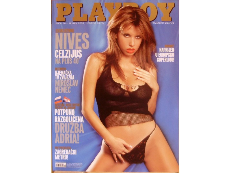 from Jamie nives celzijus playboy pictures