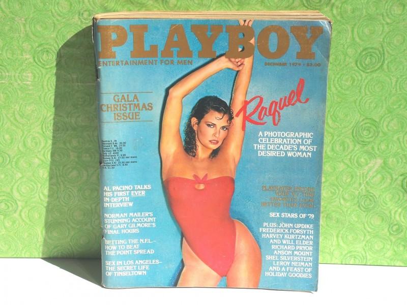PLAYBOY DEC 1979 RAQUEL WELCH - Kupindo.com (26039333)