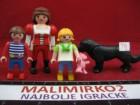 PLAYMOBIL figurice sa slike (K12-78x)