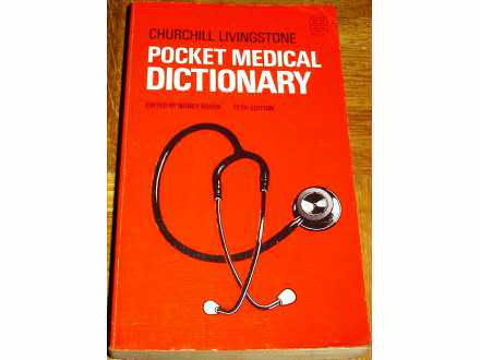 POCKET MEDICAL DICTIONARY - Nancy Poper