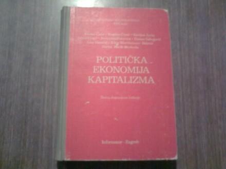 POLITICKA EKONOMIJA KAPITALIZMA GRUPA AUTORA