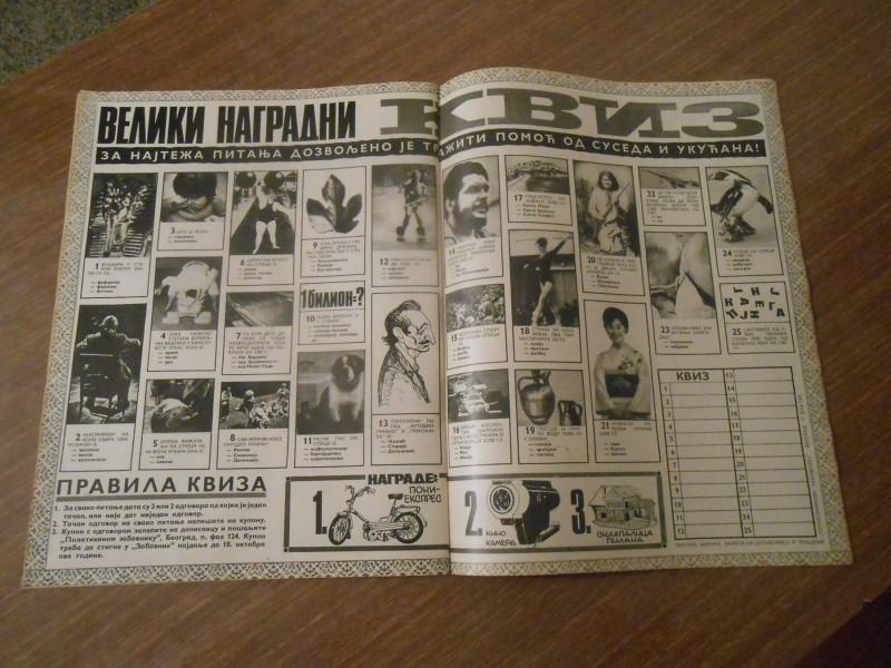POLITIKIN ZABAVNIK BROJ 979