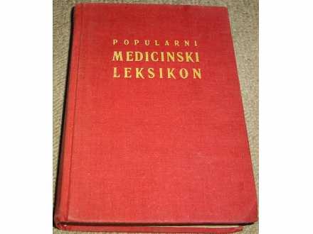 POPULARNI MEDICINSKI LEKSIKON - Grupa autora