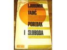 POREDAK I SLOBODA - Dr Ljubomir Tadić