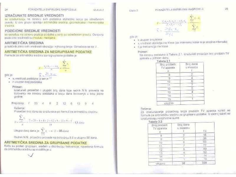 POSLOVNA STATISTIKA - MARIC-RALEVIC-FILIPOVIC
