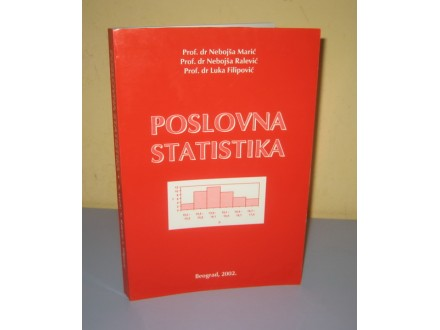 POSLOVNA STATISTIKA