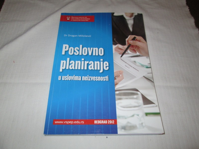 POSLOVNO PLNIRANJE Dragan Milošević